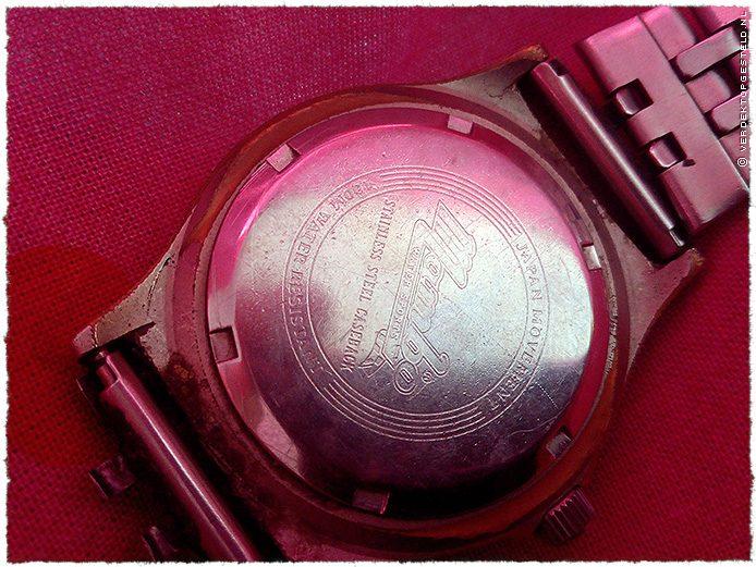 Mambo horloge